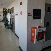 AED(2F弊社事務所前)