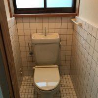 1階洋式トイレ