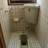1階和式トイレ