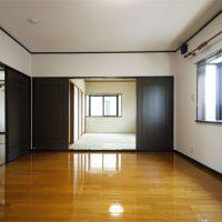 洋室 6.0畳(居間)