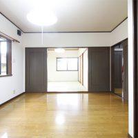 洋室 9.0畳(居間)