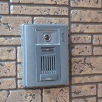 TV付きインターホン(玄関)