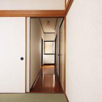 廊下(居間)