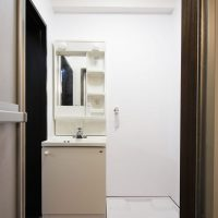 洗面化粧台・洗濯機置き場