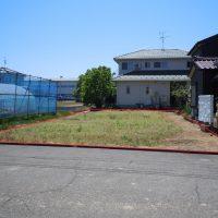 売土地:三条市西本成寺2丁目 58.38坪