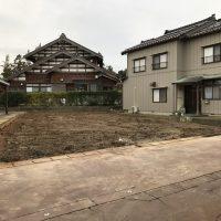 売土地:燕市桜町 66.24坪
