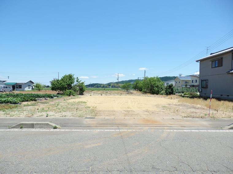 売土地:三条市矢田