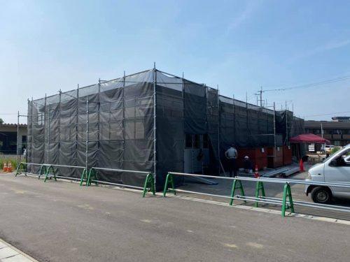 新築分譲マンション「グランドガーデン燕三条駅」モデルルーム