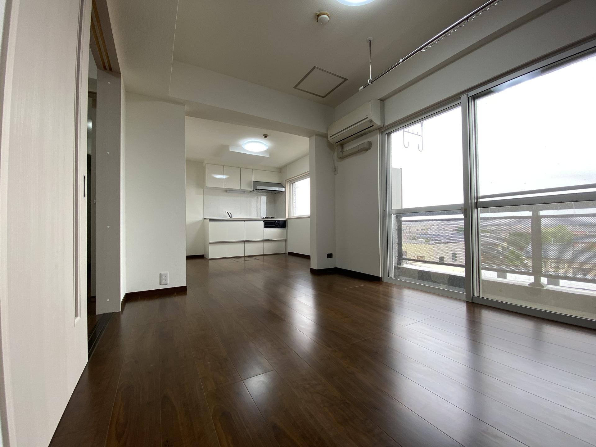 川商マンション 501(5F 北側)