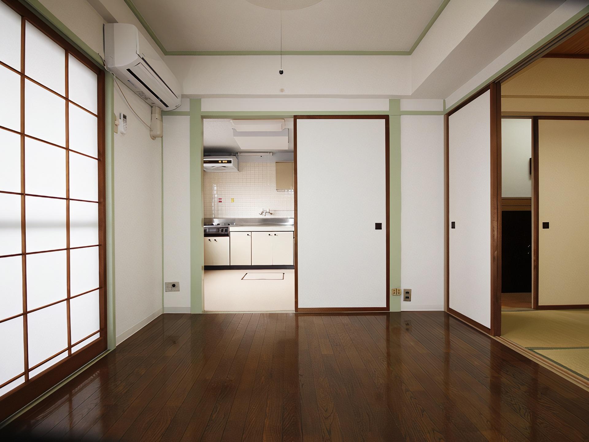 川商マンション 502(5F 北側)