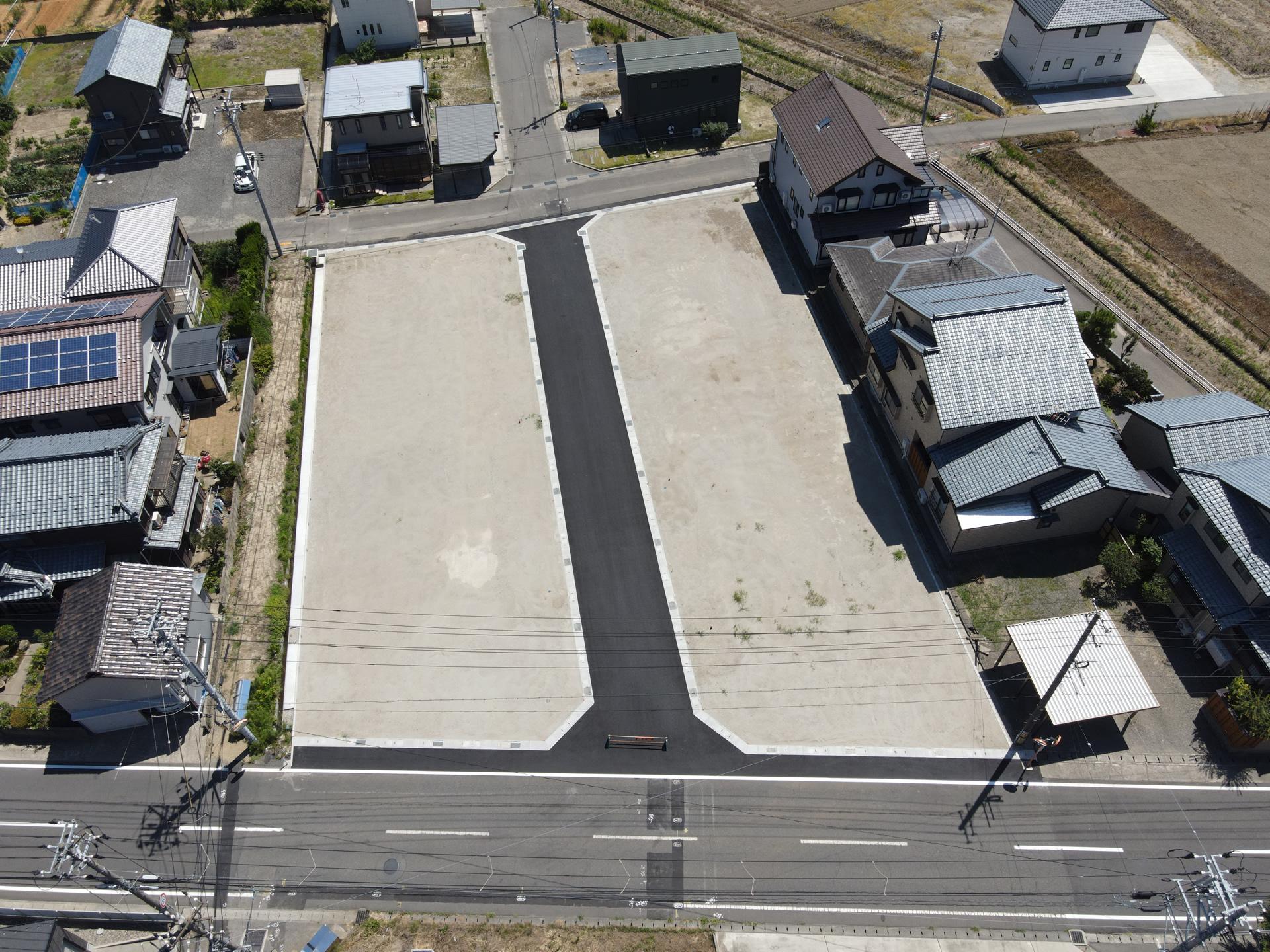分譲地:新潟市西蒲区安尻