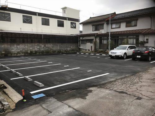 東裏館2丁目月極駐車場
